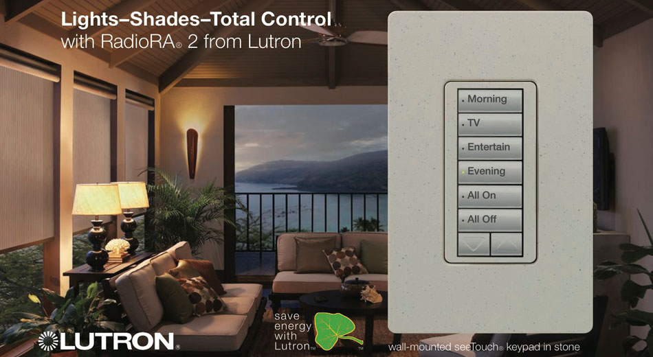 Lutron Dublin Lighting Control Home Automation Dublin